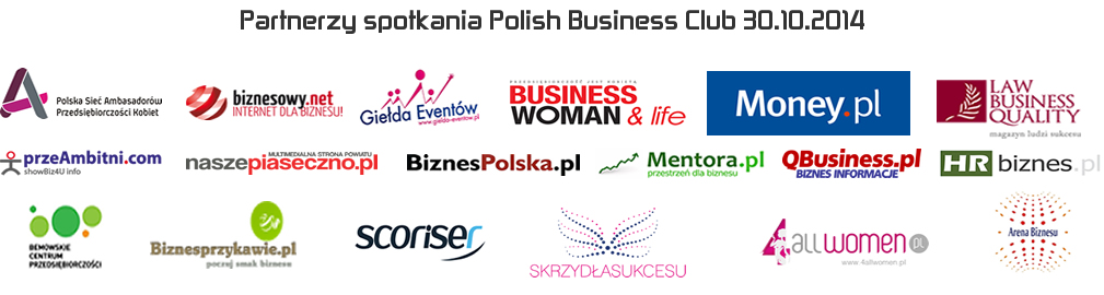 partnerzy polish business club  30 10 2014